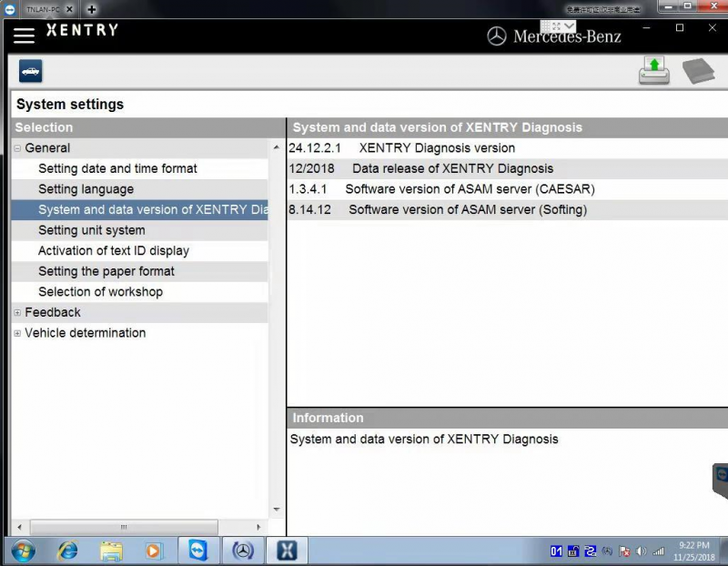 Xentry Download Diagnostics SD Connect Star C4 Mercedes software