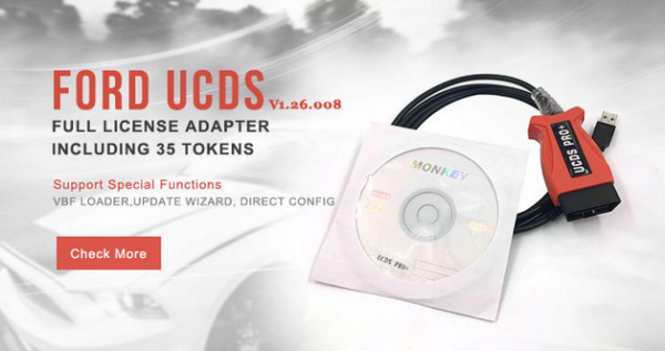 UCDS FORD V1 26 008 Ford UCDSYS UCDS Pro+ Software Free