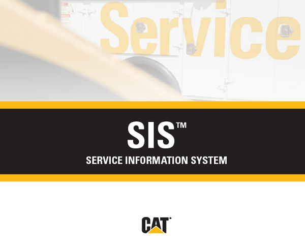 caterpillar service information system software free download