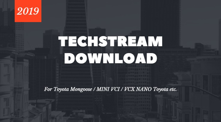 toyota techstream download free