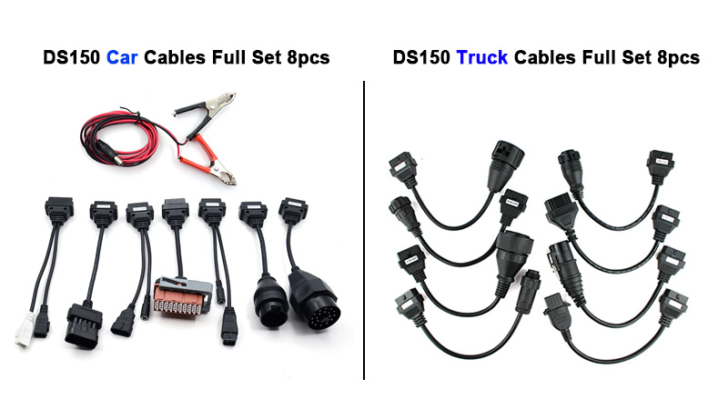 DS150 software Cars cables & Trucks Cables