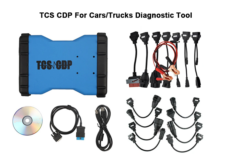 ds150 software TCS CDP Diagnostic tool