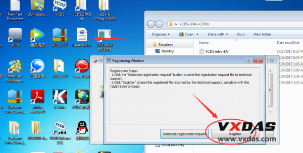 how to install original plan vcds interface vcds software v18.9.1-16