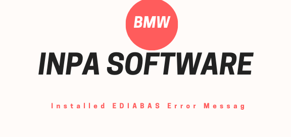 bmw inpa software Archives - VXDAS Official Blog