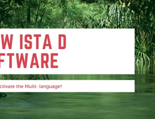 How to Activate the language of bmw ista d software from vxdas.com ?