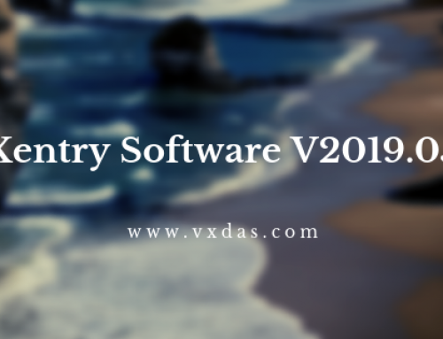 Latest MB Star Diagnostic Xentry Software V2019.05 Free Download