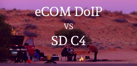 Benz eCOM DoIP VS SD C4