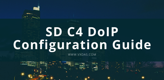 SD C4 Doip_VXDAS