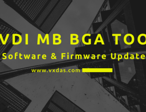 How to Update VVDI MB BGA Tool Software and Firmware