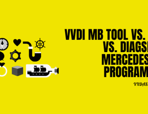 VVDI MB Tool VS. AVDI VS. Diagspeed Mercedes Key Programmer