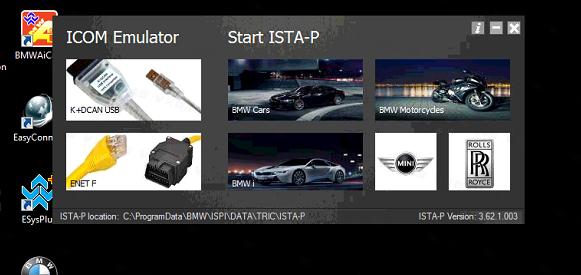 How to Solve BMW ISTA-P Need Password_VXDAS 6