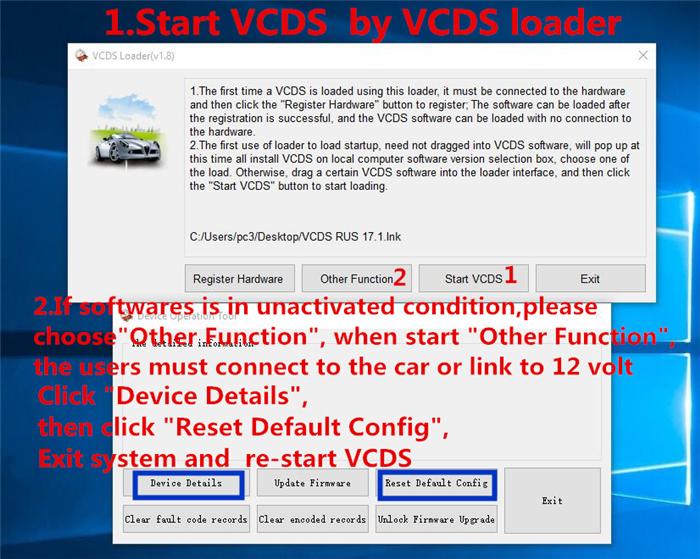 VCDS Interface Error 2 Solution_VXDAS