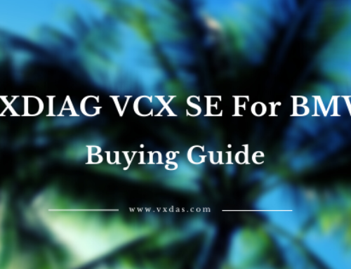 VXDIAG VCX SE for BMW Diagnostic and Programming Tool Buying Guide