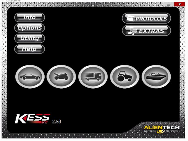 Kess V2 Master V5.017 Ksuite 2.53 Software Display_VXDAS 1