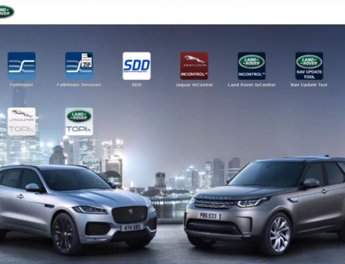 JLR DoIP VCI Comes With Free Pathfinder Online Account