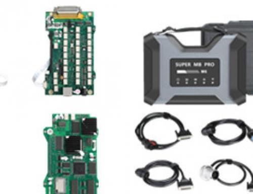 Super MB Pro M6 New Star Diagnostic Tool 2021
