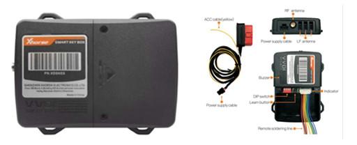 Xhorse XDSKE0EN Smart Key Box