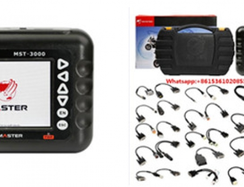MST 3000 Scanner Most Recommendable Motorcycle Scan Tool 2021