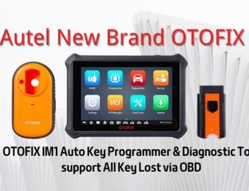 OTOFIX IM1 New Key Programmer Review