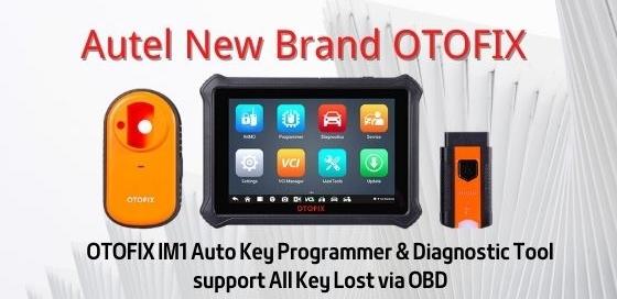 OTOFIX IM1 Auto Key Programmer