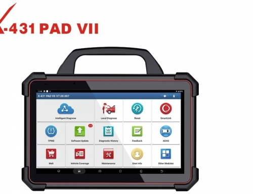 Launch X431 Pad VII Diagnostic Tool Review