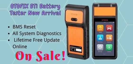 OTOFIX BT1 Battery Tester