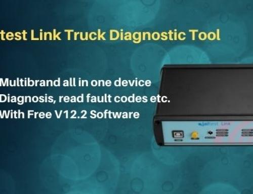 Ialtest Link Truck Diagnostic Tool V12.2 Software Free Download