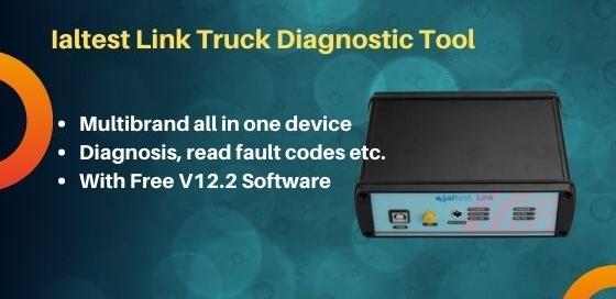 Ialtest link truck diagnostic tool