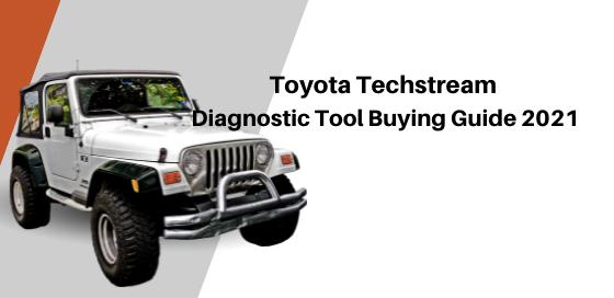 Toyota Techstream Tool