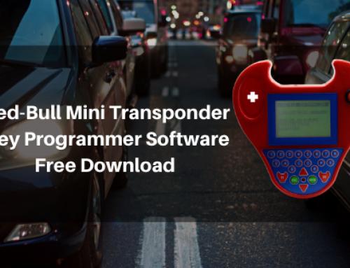 Zed Bull MINI Smart Key Programmer V502 Software Free Download